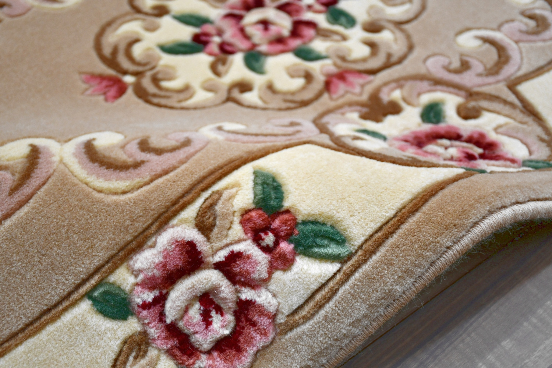 ウール ラグ 絨毯 画像