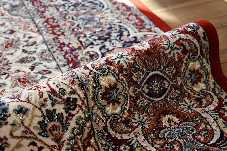 ウール 絨毯 ラグ 画像