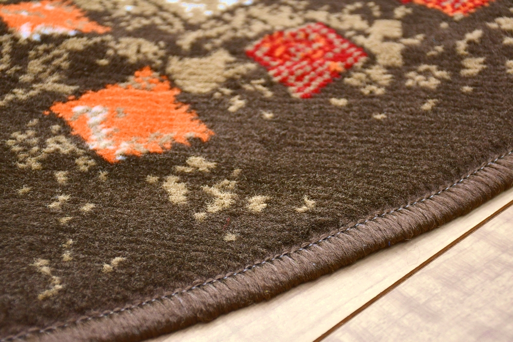 円形 画像 おしゃれ 丸 絨毯