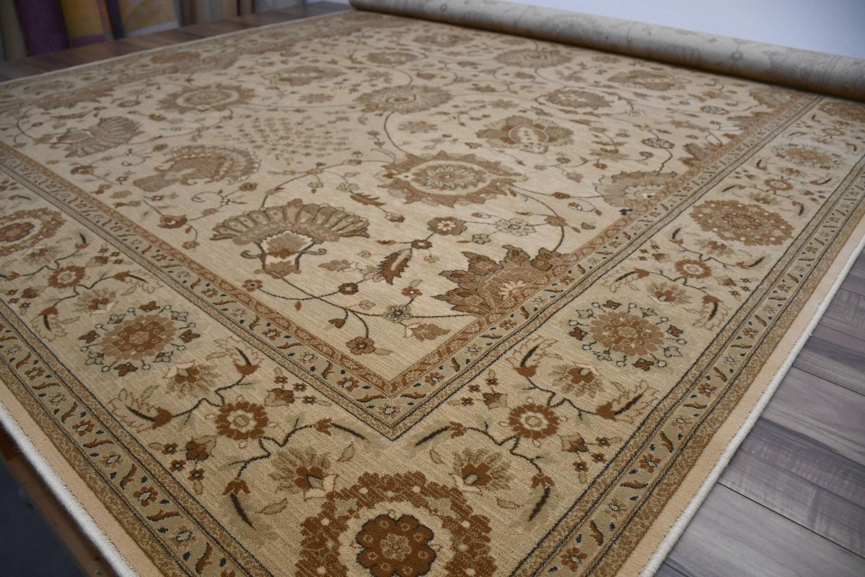 ウール 絨毯 6畳 ベルギー