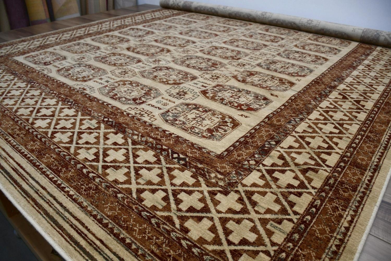 ウール 絨毯 10畳