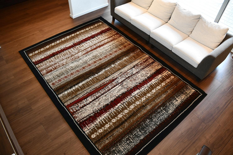 ラグ 絨毯 画像