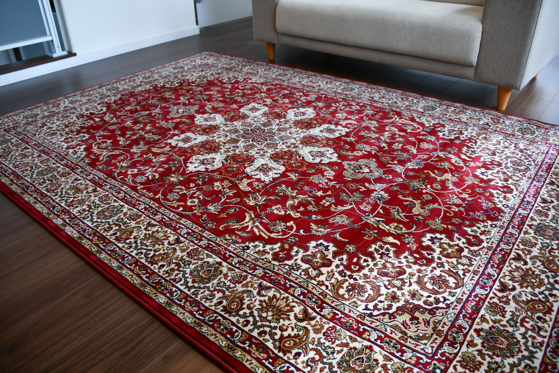 絨毯 画像 ラグ 6畳