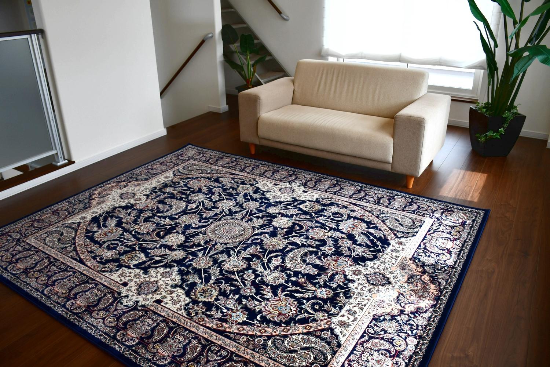 ペルシャ絨毯 画像 絨毯