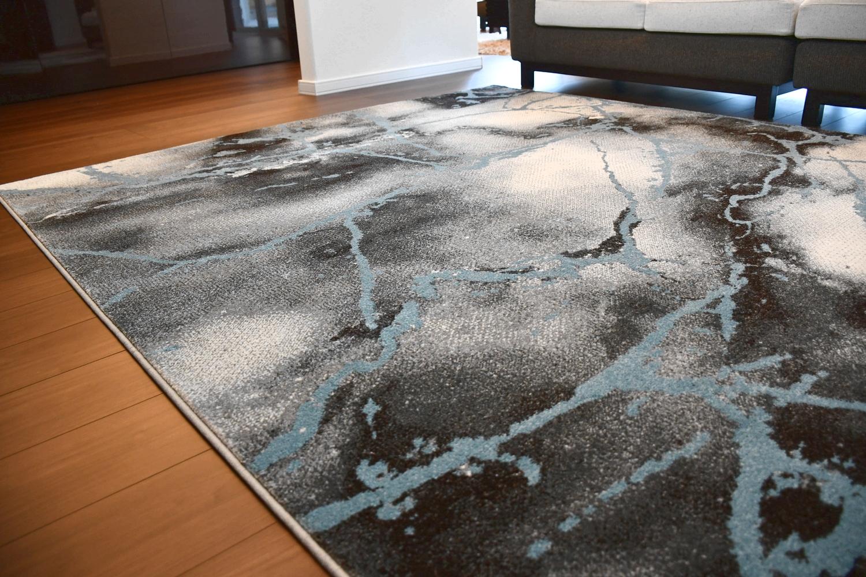 ラグ 絨毯 3畳 画像