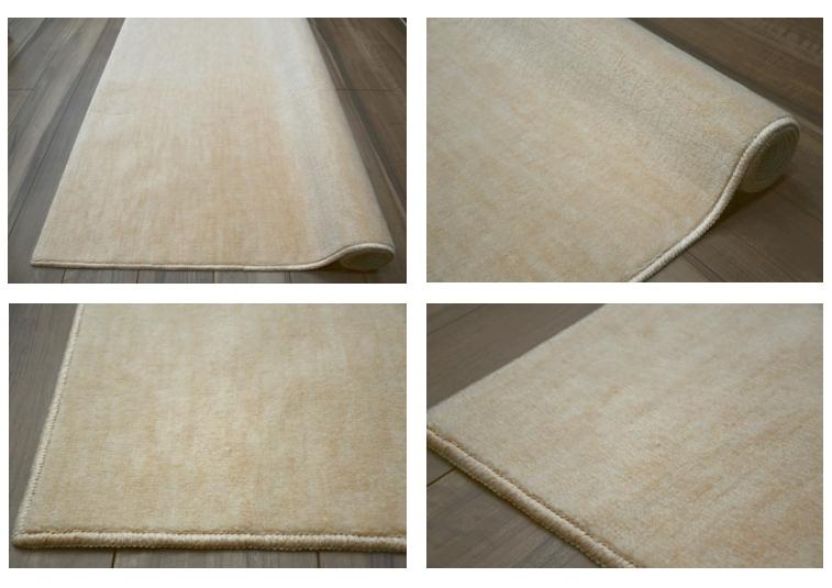 コーラルベージュ 絨毯