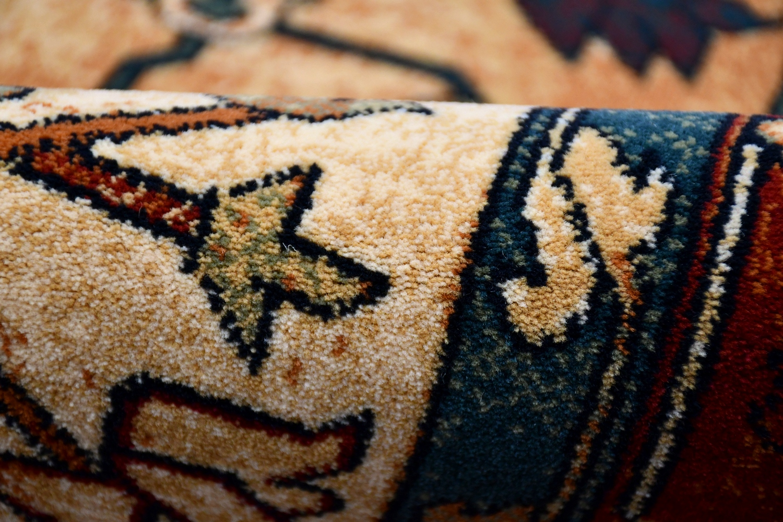 ポーランド 絨毯 ラグ