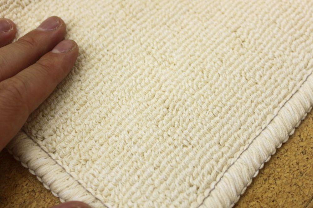 綿 カーペット コットン 通販