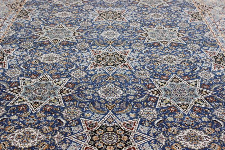 ペルシャ絨毯 3畳