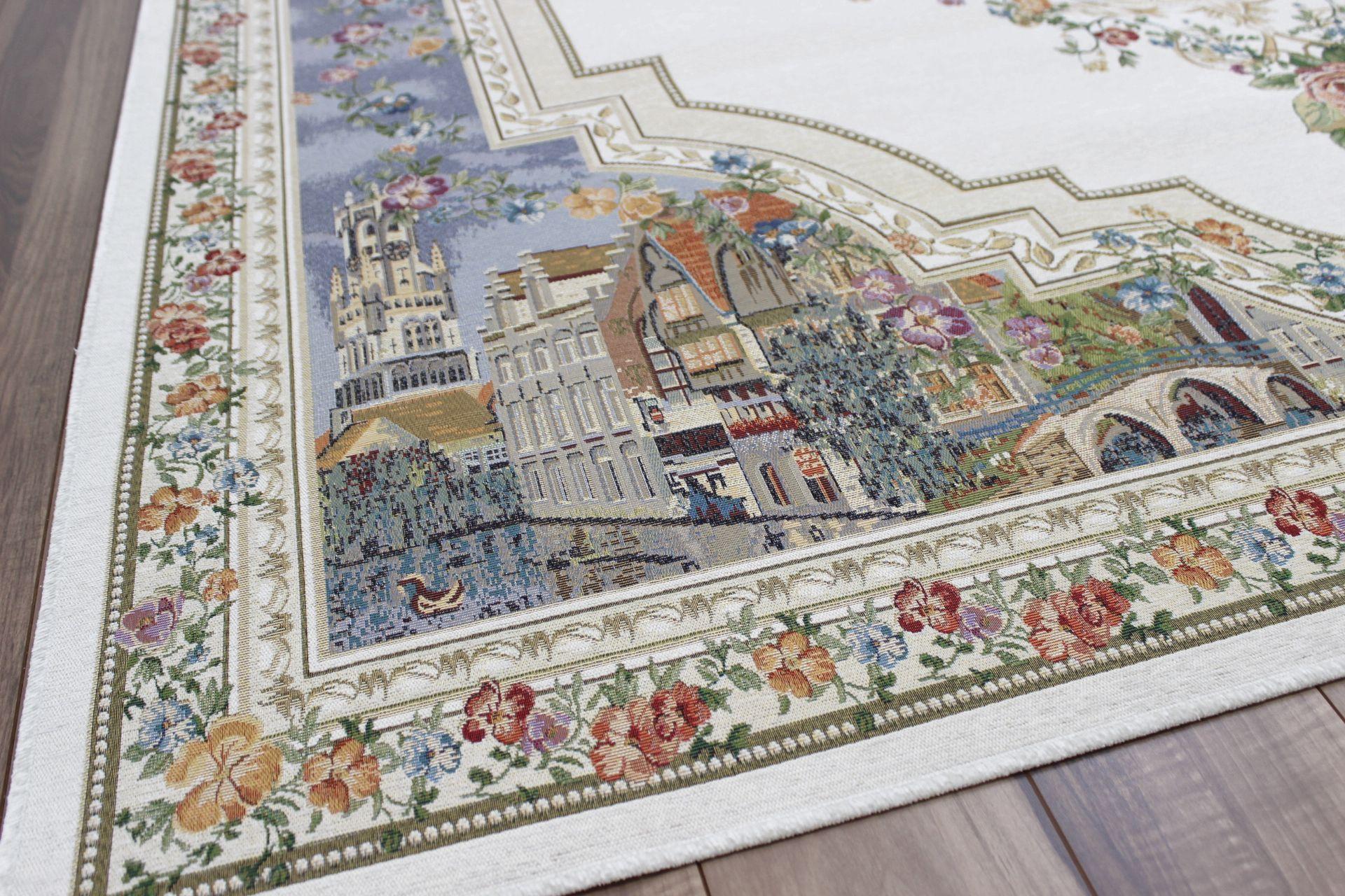 ラグ ゴブラン 3畳 カーペット