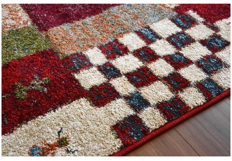 ギャッベ 安い 画像 絨毯